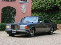 Rolls-Royce Silver Spur 1990, седан, 2 поколение