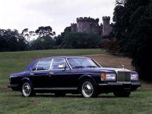 Rolls-Royce Silver Spur 1993, седан, 3 поколение