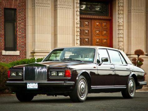 Rolls-Royce Silver Spur  01.1980 - 12.1989