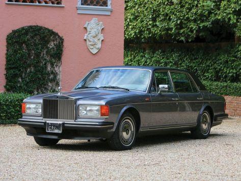 Rolls-Royce Silver Spur  01.1990 - 01.1993