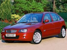 Rover 25 рестайлинг, 1 поколение, 09.1999 - 08.2004, Хэтчбек 5 дв.