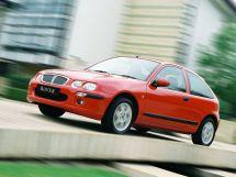 Rover 25 1 поколение, 09.1999 - 08.2004, Хэтчбек 3 дв.