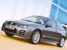 Rover 25 рестайлинг, 1 поколение, 09.1999 - 08.2004, Хэтчбек 3 дв.