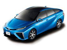 Toyota Mirai 2014, седан, 1 поколение, JPD10