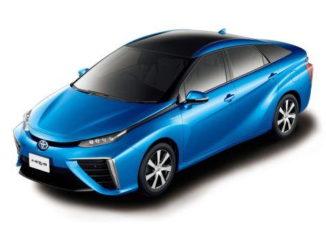 Toyota Mirai (JPD10) 11.2014 - 06.2020