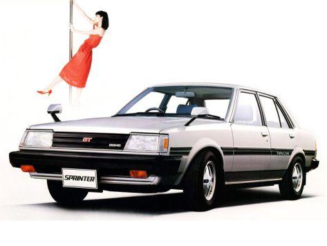 Toyota Sprinter (E70) 08.1981 - 04.1983
