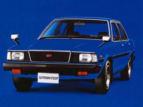 Toyota Sprinter (E70) 03.1979 - 07.1981