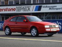 Volkswagen Corrado рестайлинг 1991, хэтчбек 3 дв., 1 поколение