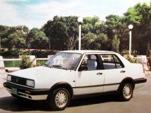 Volkswagen Jetta рестайлинг 1987, седан, 2 поколение, Typ 16E
