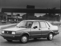 Volkswagen Jetta 1984, седан, 2 поколение, Typ 16E