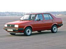Volkswagen Jetta 1983, седан, 2 поколение, Typ 16E