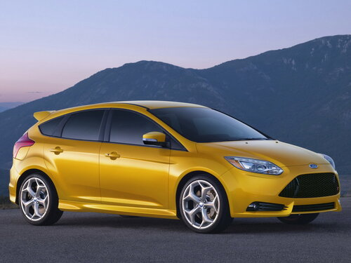 Ford Focus ST 2012 - 2014