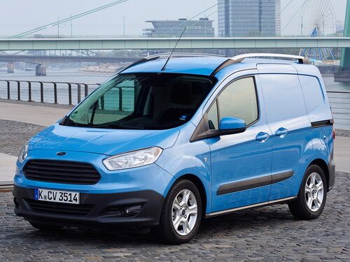 Ford Transit Courier 2013 - 2018