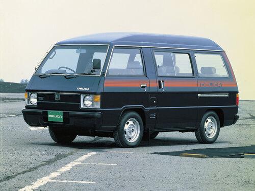 Mitsubishi Delica 1979 - 1982