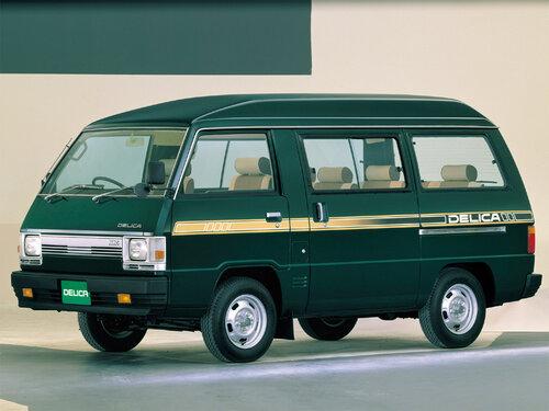 Mitsubishi Delica 1982 - 1986