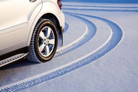 В России вступило в силу правило об обязательных зимних шинах