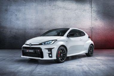 Toyota рассказала, как усилила кузов GR Yaris в сравнении с обычным