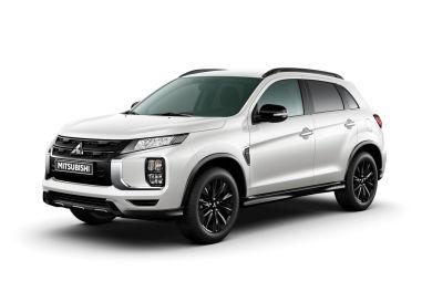 В России стартовали продажи спецверсии кроссовера Mitsubishi ASX