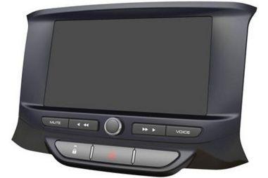 АвтоВАЗ запатентовал панель новой медиасистемы, которую скоро получат Лады