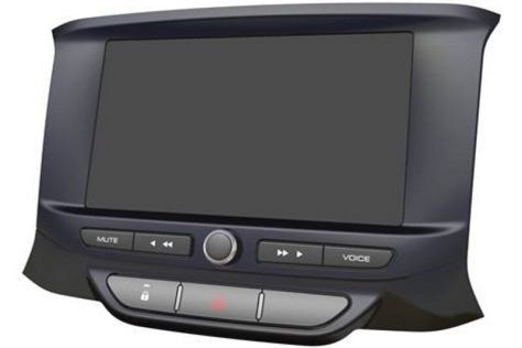 АвтоВАЗ разработал новые медиасистемы с сенсорным экраном