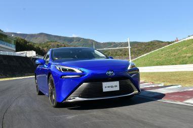 Водородная Toyota Mirai II в Европе будет дешевле обычных электромобилей