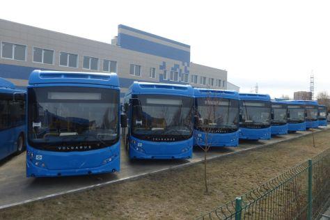 Производитель автобусов Volgabus хочет подписать СПИК с Минпромторгом