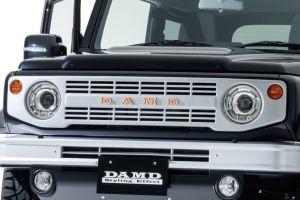 Suzuki Jimny теперь можно стилизовать под старый Ford Bronco