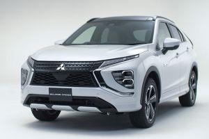 Mitsubishi начала продажи подзаряжаемого гибрида на базе Eclipse Cross