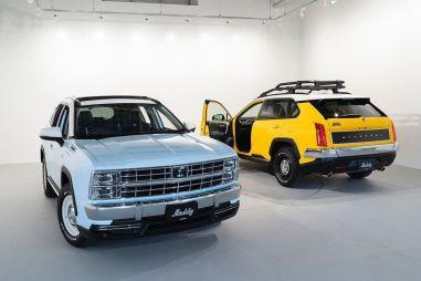 Mitsuoka подняла план по выпуску состаренных Toyota RAV4 — очень высокий спрос
