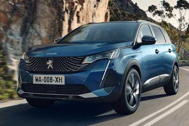 Peugeot объявила российские цены на обновленные кроссоверы 3008 и 5008