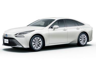 Toyota запустила продажи водородомобиля Mirai второго поколения