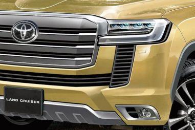 Тойота показала дилерам план выхода новинок в 2021 году: пять моделей, в том числе Land Cruiser