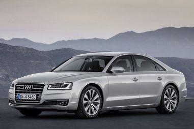 Audi отзывает в России несколько моделей из-за угрозы подгорания деталей под капотом