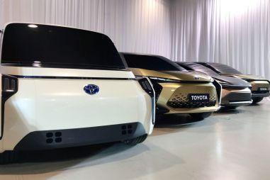 Toyota представит революционную батарею для электромобиля уже в 2021 году