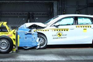 Euro NCAP испытала сразу семь новинок авторынка. Одна из них выступила плохо