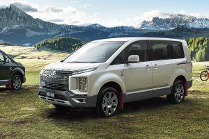 Mitsubishi Motors слегка обновила Delica D:5 функциями комфорта и безопасности