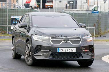 Гамма электрокросса Volkswagen ID.4 весной пополнится еще одной модификаций