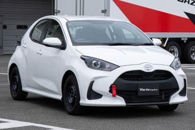 Toyota подготовила Yaris для профессиональных кольцевых автогонок