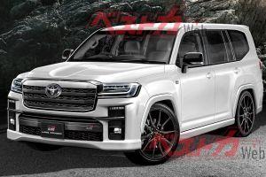 Следующие поколения Toyota Land Cruiser и Land Cruiser Prado: новая информация