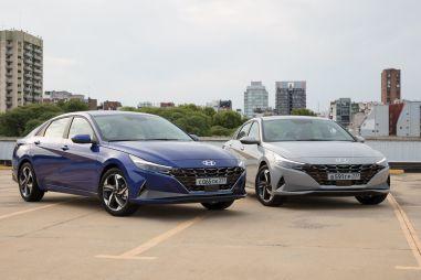 В России стартовали продажи нового Hyundai Elantra: от 1 329 000 рублей
