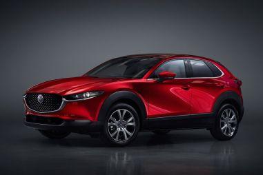 Опубликован полный прайс-лист на Mazda CX-30 для России
