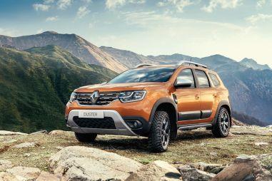 Renault показала новый Duster для России