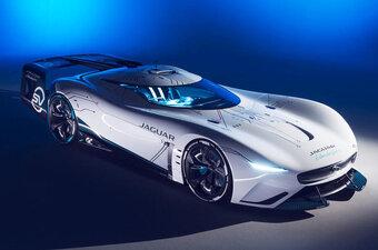 Виртуальная модель Jaguar Gran Turismo SV