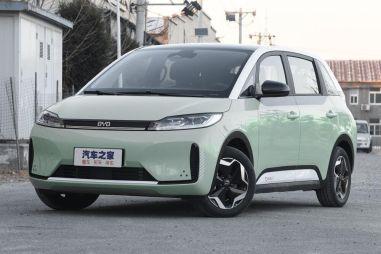 Китайский BYD начал производить «идеальный автомобиль для такси»