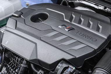 Hyundai ведет разработку нового 2,3-литрового турбодвигателя для спортивных гибридов