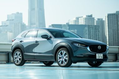 Mazda CX-30 получила небольшую прибавку в мощности и обновление безопасности
