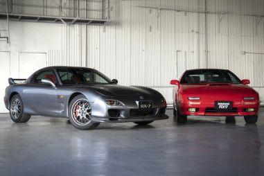 Mazda возобновит производство запчастей для классических RX-7