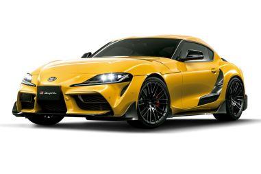 В TRD разработали тюнинг для Toyota Supra