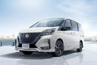 Nissan выпустил комплектацию Urban Chrome для Serena, Dayz и Roox