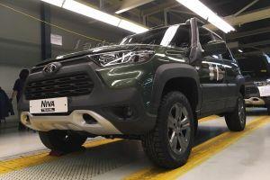 АвтоВАЗ приступил к серийному производству новой Нивы (ФОТО)